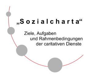 Flyer Sozialcharta Logo