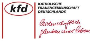 Logo kfd - leidenschaftlich glauben und leben