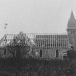 Rohbau Kirchenerweiterung St. Josef