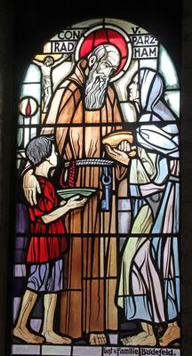 Kirchenfenster St. Marien Sprakel