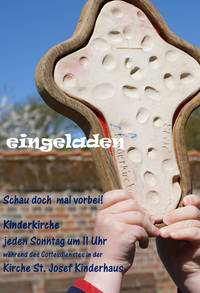 Plakat Kinderkirche