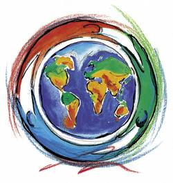Grafik Kolping Welt