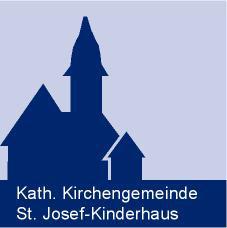Logo St. Josef hellblau-dunkelblau
