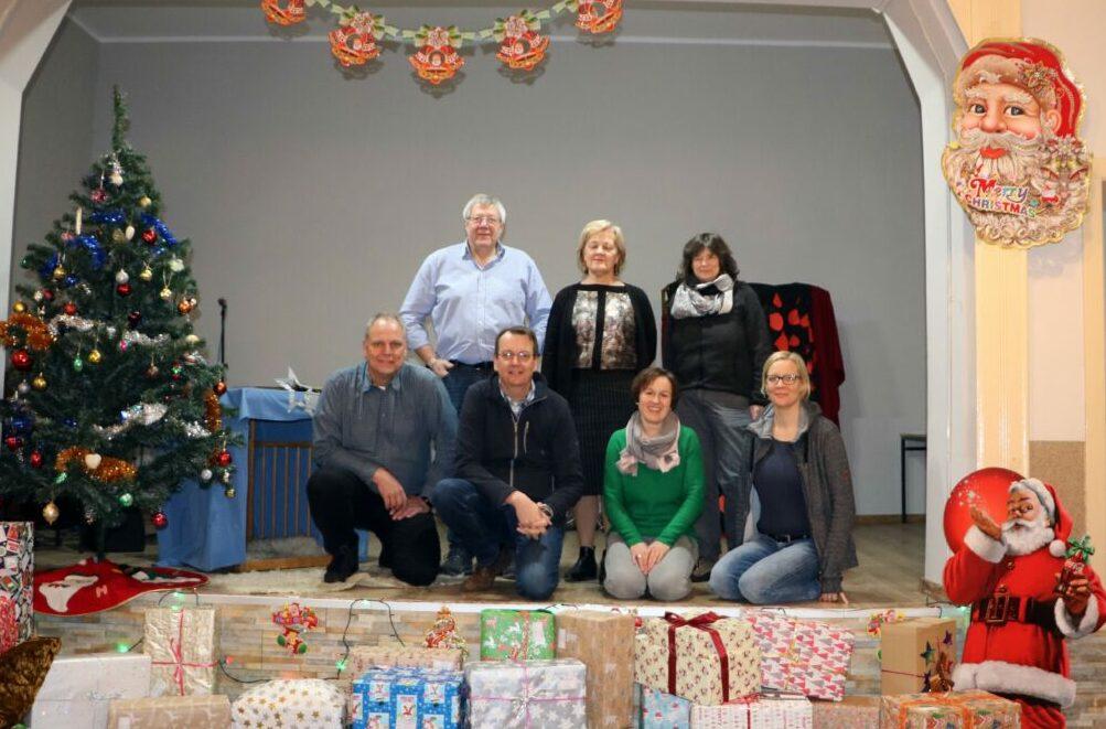 Weihnachten im polnischen Kinderheim in Jaksice