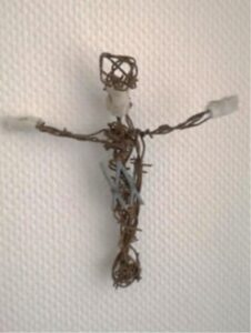 Corona-Kreuz
