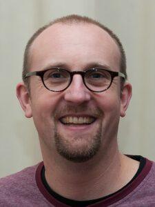 Portrait Patrick Zeni