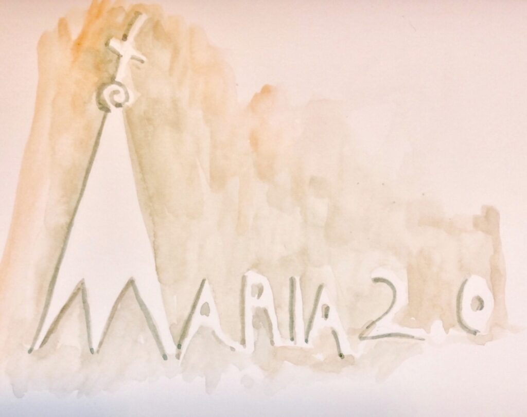 Logo Maria 2.0