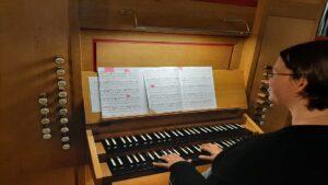 Orgel Sabrina Blüthmann