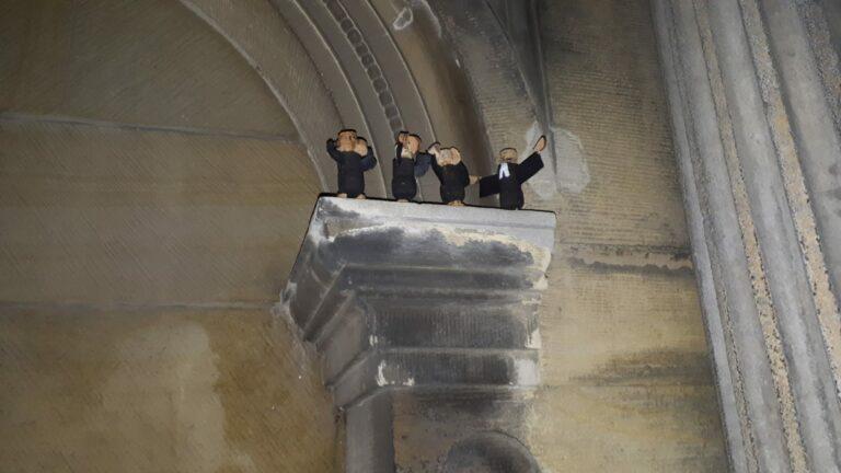 Korkmännchen Priestergruppe