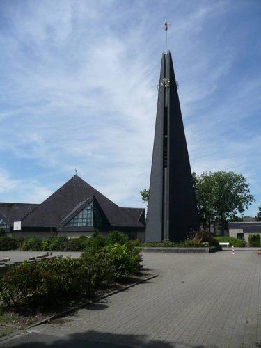 St. Marien Kirche Außenansicht