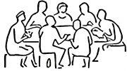 Logo Versammlung