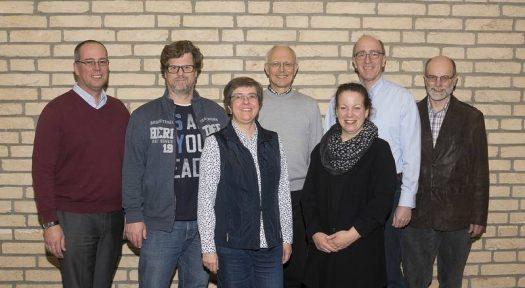 Gruppenbild Sachausschuss Öffentlichkeitsarbeit 2019
